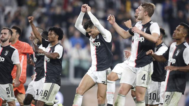 Hasil UCL: Juventus Unggul Tipis Atas Lokomotis Moscow