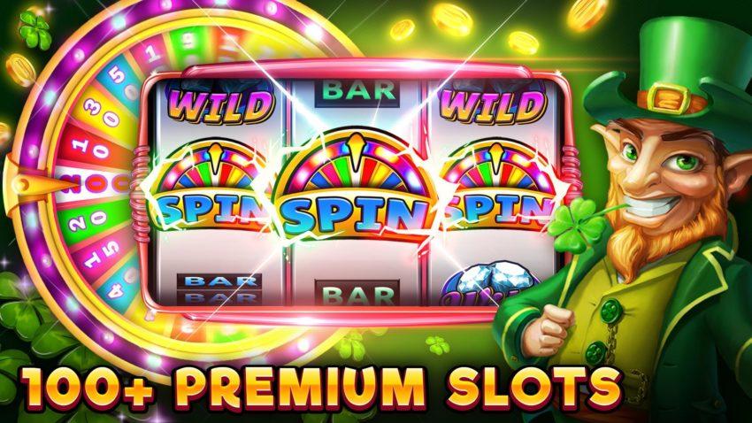 Bisa diunduh Secara Gratis di Playstore, Buruan Coba Slot Games -Huuuge Games