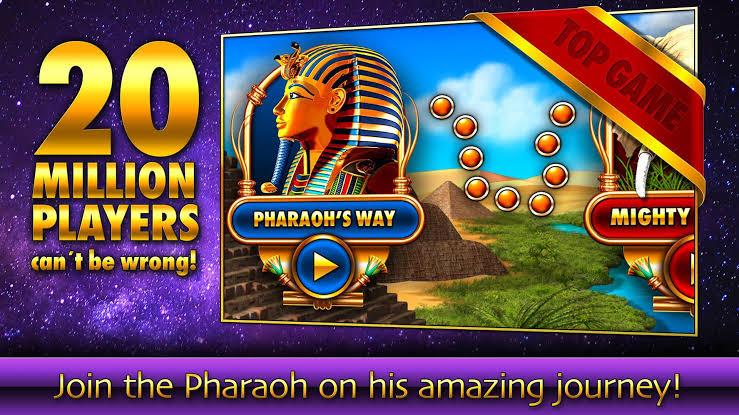Jangan Keliru! Game Slots-Pharaoh' Fire Adalah Game Slot, Bukan Game Lain